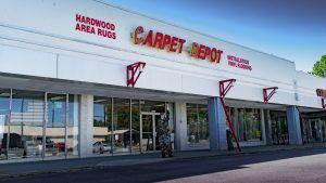 Carpet Depot Douglasville Storefront