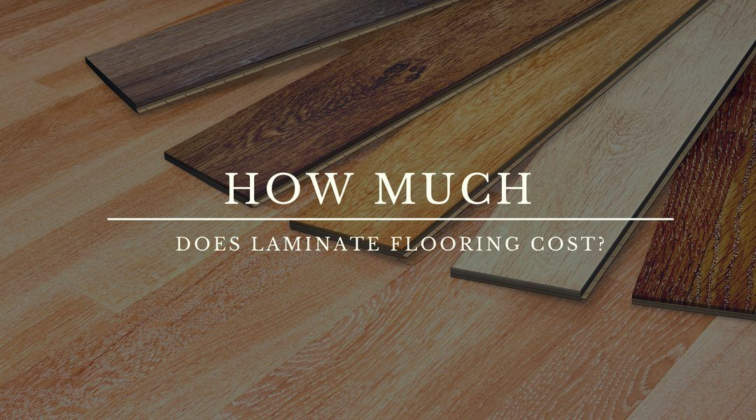 How much does laminate cost?