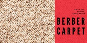 What You Should Know About Berber Carpet